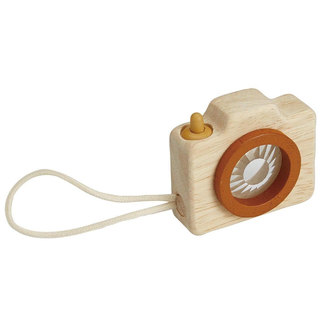 ミニカメラ|木のおもちゃ