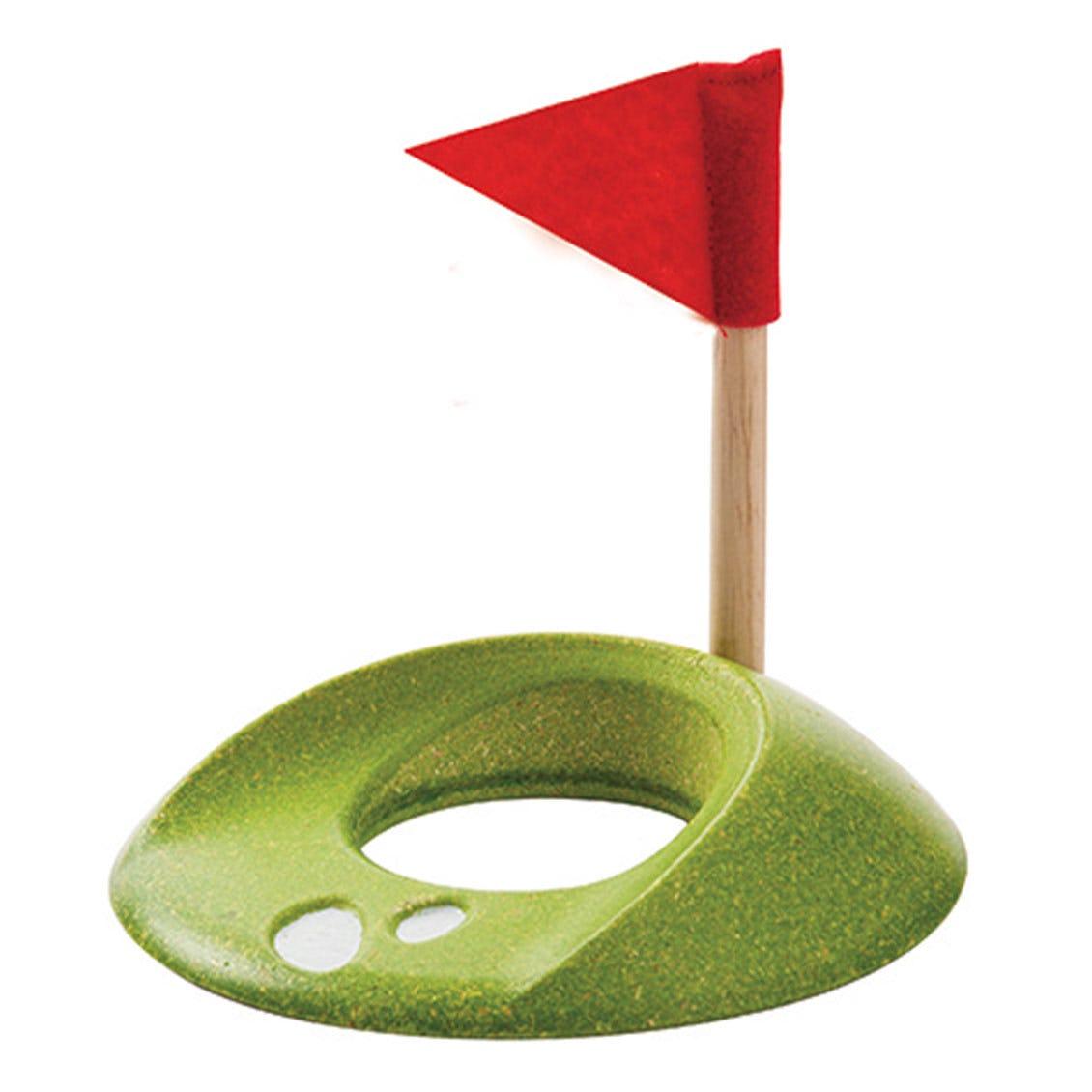 ミニゴルフ フルセット|木のおもちゃ