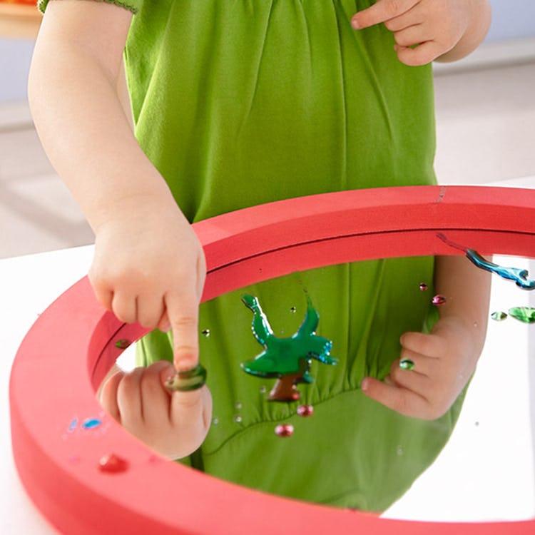 赤ちゃんの鏡 ラウンドミラー