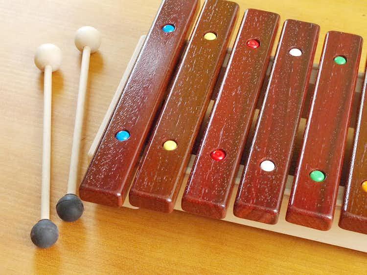 おもちゃの木琴|grillo グリッロ