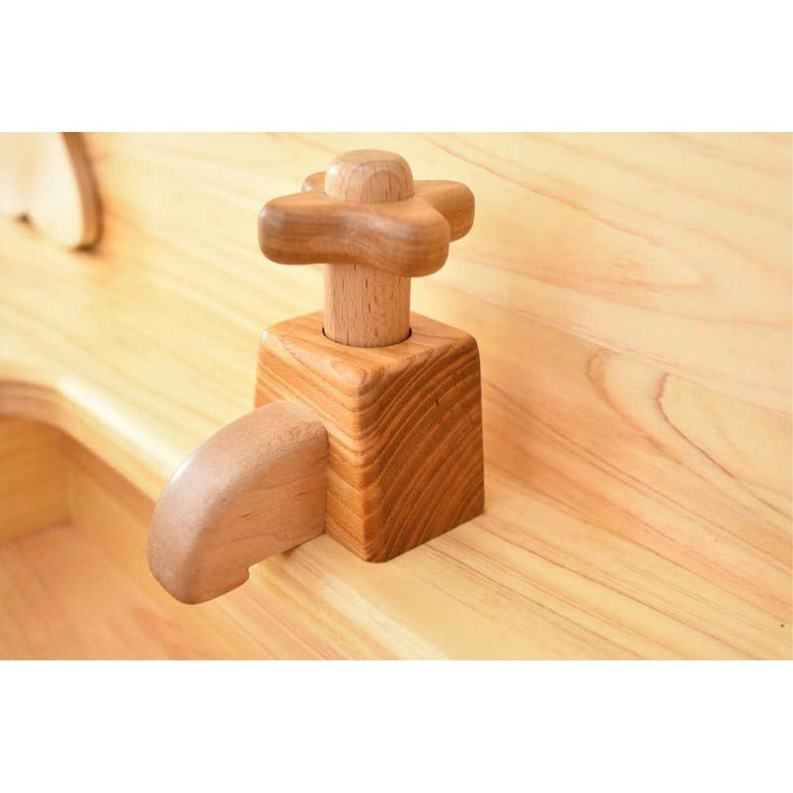 流し台A 木のおもちゃ