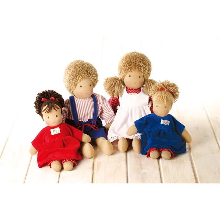 1歳のおもちゃ|シルケ人形スヴェン
