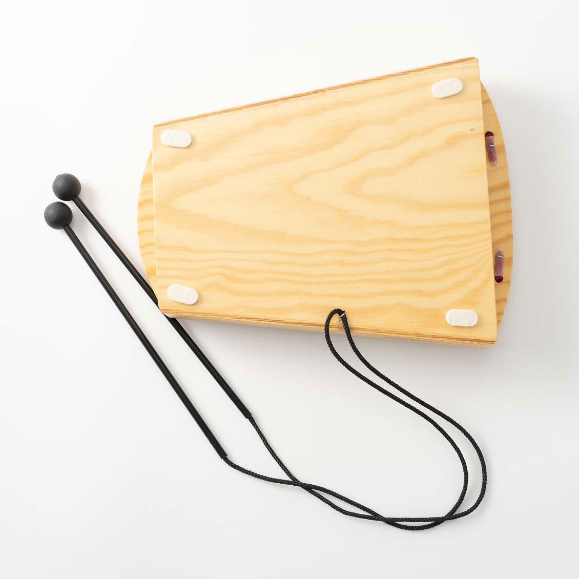 ペンタグロッケン 楽器のおもちゃ 鉄琴